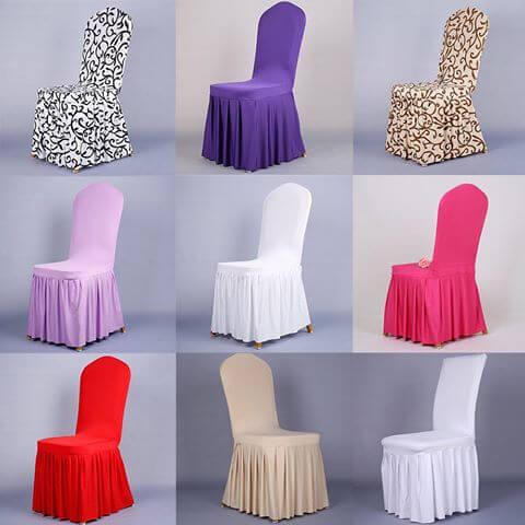 انواع کاور صندلی تالاری